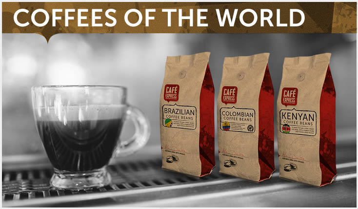 Coffees of the World